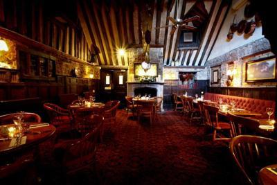Tudor Rose Tea Room Westerhan