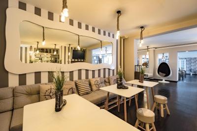 Retro design hotel deutschland langeoog for Designhotel langeoog