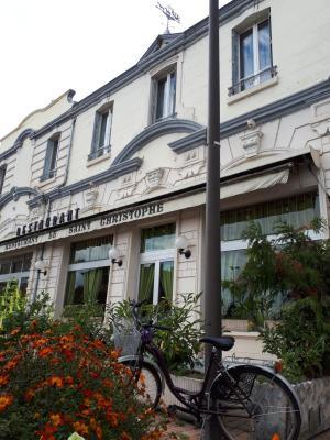 Hotel Saint Christophe Cosne Sur Loire