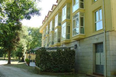 Bonita foto de Hotel Balneario Parque De Alceda
