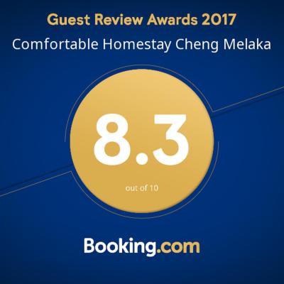Comfortable Homestay Cheng Melaka
