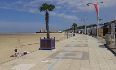 Restaurant Gravelines Face A La Mer