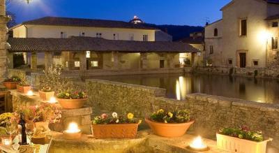 Albergo le terme bagno vignoni italy - Hotel terme bagno vignoni ...