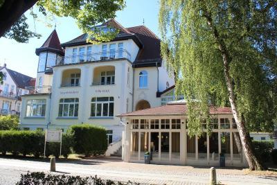 Akzent Hotel Villa Verdi Kuhlungsborn