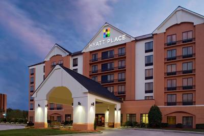 hotel hyatt place colorado springs co. Black Bedroom Furniture Sets. Home Design Ideas
