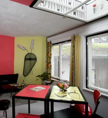 fotomotel fensterzumhof deutschland kassel. Black Bedroom Furniture Sets. Home Design Ideas