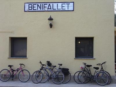 Antiga Estació de Benifallet foto
