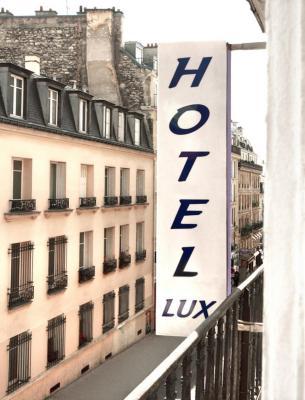 Luxelthe Hotel Paris