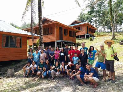Long Titi Homestay