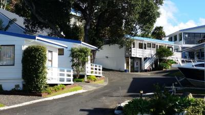 Blue Water Motel Tairua - Image1