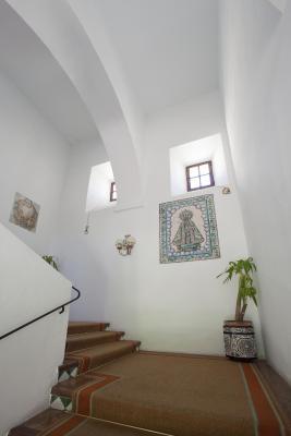 Imagen del Parador de Guadalupe
