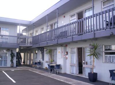 Broadway Motor Inn Nieuw Zeeland Palmerston North
