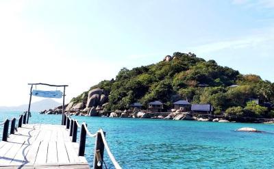 Nangyuan island dive resort thailand ko tao - Ko tao dive resort ...