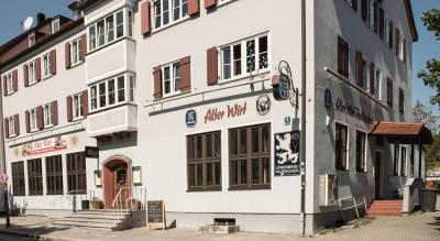 Hotel Alter Wirt Thalkirchen Deutschland Munchen Booking Com