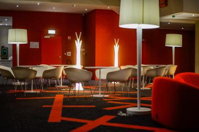 H tel ibis styles poitiers centre france poitiers for Hotel design poitiers
