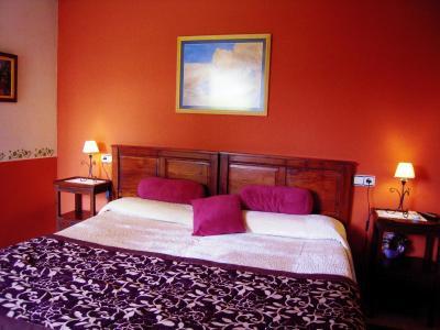 Hotel Rural Aguilar foto