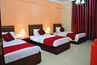 Al qidra hotel aqaba jordanie aqaba for Hotels jordanie