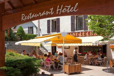 hotel le chalet gresse en vercors booking