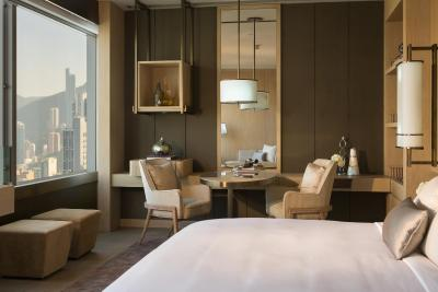 Hong Kong business hotels review and boutiques