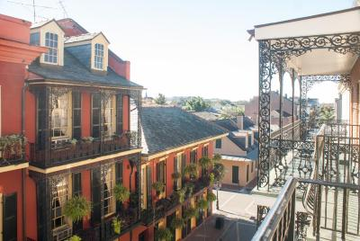 Hotel St Marie New Orleans La Booking Com