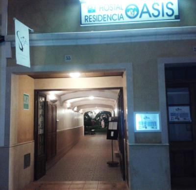 Foto del Hostal Oasis Menorca