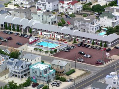 Sea Spray Motel Beach Haven Hotel Photo Image Of The Property