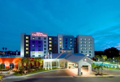 Hilton garden inn tampa airport westshore tampa updated 2019 prices for Hilton garden inn tampa airport