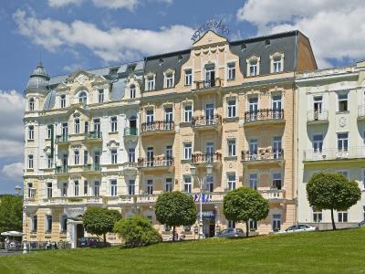 Marienbad Tschechien Hotel Paris