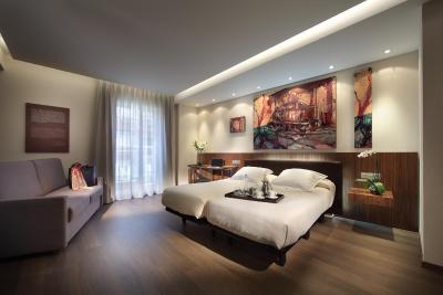 Bonita foto de Hotel Abades Recogidas