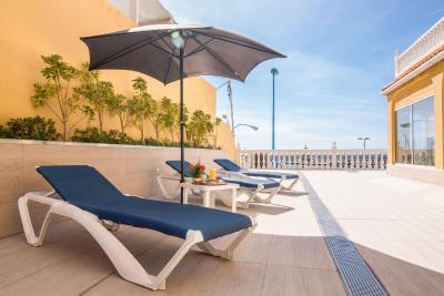 Bonita foto de Hotel Porto Calpe