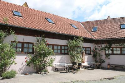 Kreuzerhof Hotel Garni Rothenburg Ob Der Tauber