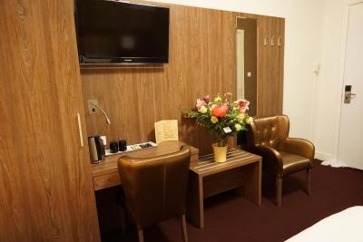 Room photo 16010502 from Aadam Hotel Wilhelmina in Amsterdam
