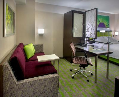 Hotel Springhill Suites Marriott New York Usa