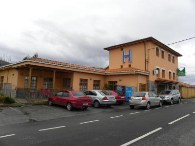 Hotel Restaurante Casa Fernando fotografía