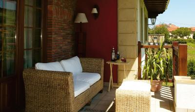 Bonita foto de Hotel Posada La Robleda