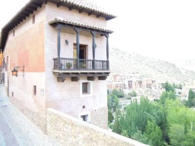 Imagen del Albergue de Albarracín Rosa Bríos