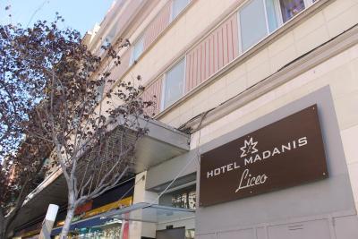Hotel Madanis Liceo fotografía