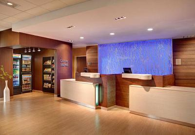 Fairfield Inn Suites Fredericksburg Earn Rewards Points And