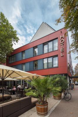 Designhotel stadtgarten deutschland freiburg im breisgau for Freiburg design hotel