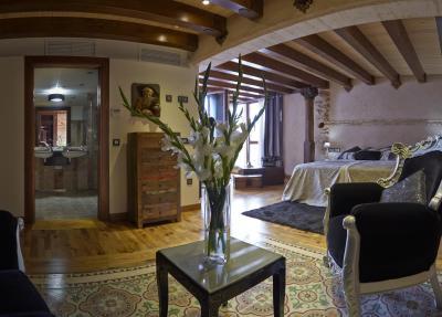 Hotel Rural Doña Berenguela fotografía