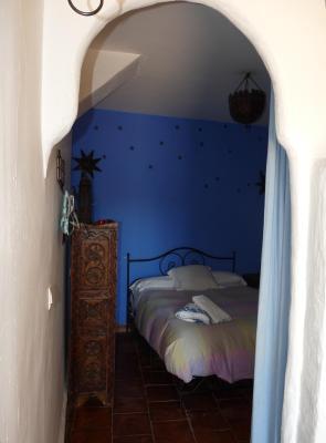 Foto del Alojamientos rurales Cortijo del Norte al sur de Granada