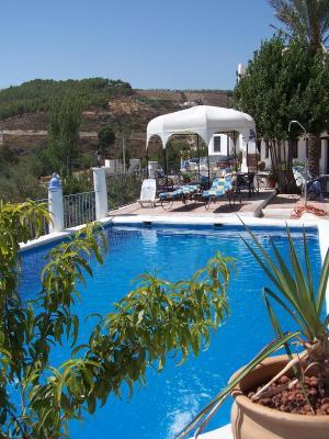 Bonita foto de Alojamientos rurales Cortijo del Norte al sur de Granada