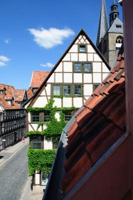 hotel am hoken deutschland quedlinburg. Black Bedroom Furniture Sets. Home Design Ideas