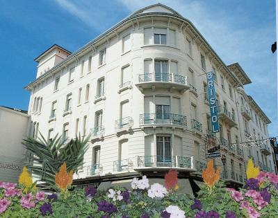 Inter hotel bristol france aix les bains for Hotel aux les bains
