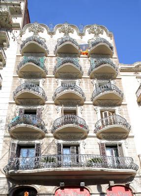 Hostal Balkonis foto