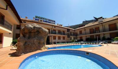 Imagen del Hotel Balneario Parque de Cazorla