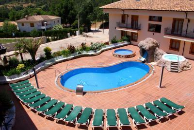 Foto del Hotel Balneario Parque de Cazorla