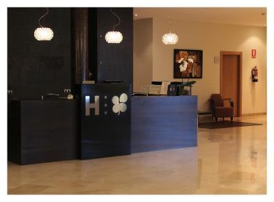 Hotel El Trebol foto