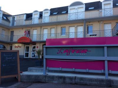 Hotel eisenhower ex king h tel port en bessin huppain france - King hotel port en bessin ...