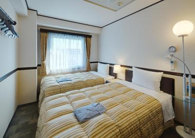 more details of Toyoko Inn Higashi-Hiroshima Ekimae(東廣島站前旁旅館) | Hiroshima, Japan(日本廣島縣)